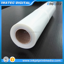 100micron Waterproof PET Transparent Screen Print Inkjet Imagesetter Film