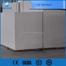 Laminated board solid surface PVC celuka foam sheet