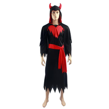 Factory Wholesale High Quality Cheap Carnival Party Devil Cosplay Halloween Costume for Men