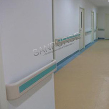 140 Plastic Hospital stair handrail for disabled