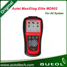 Maxidiag Elite MD802 All system + DS Model Full System DS+EPB+OLS+Data Stream Prints data via PC Suite