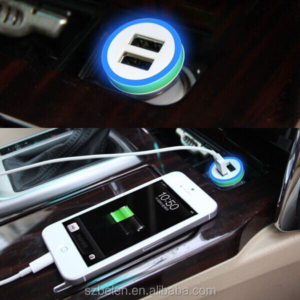 3.1A car charger-6