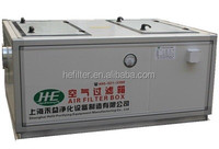 hepa filter fan box with fan