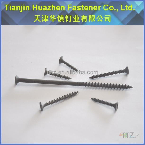 Hardware galvanized cheap decorative furniture screws for assemble furniture Drywall Screw