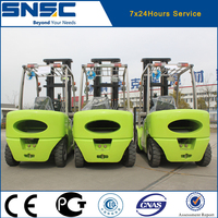 SNSC | zoomlion 3 ton lifting function of forklift truck
