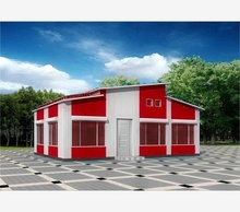 2015 Hot Well Sale cute villa container house