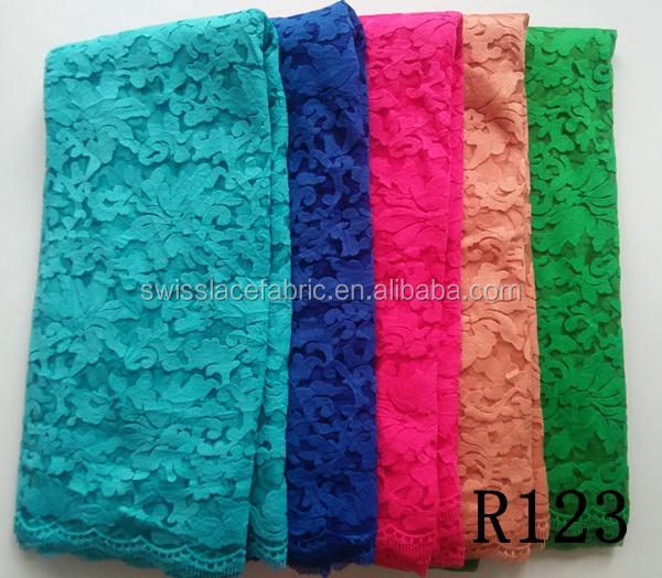 Mesh Fabric Type and Lace Product Type Corded bridal mesh lace/corded tulle lace