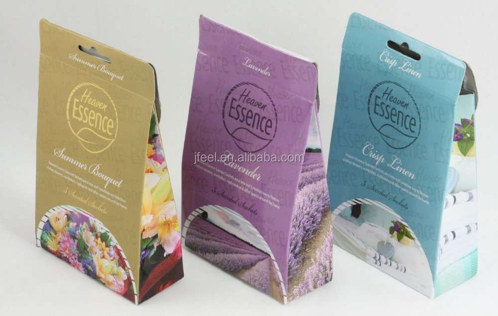 Tissue Paper Sachet Hanging Scents Bag,Air Fresher