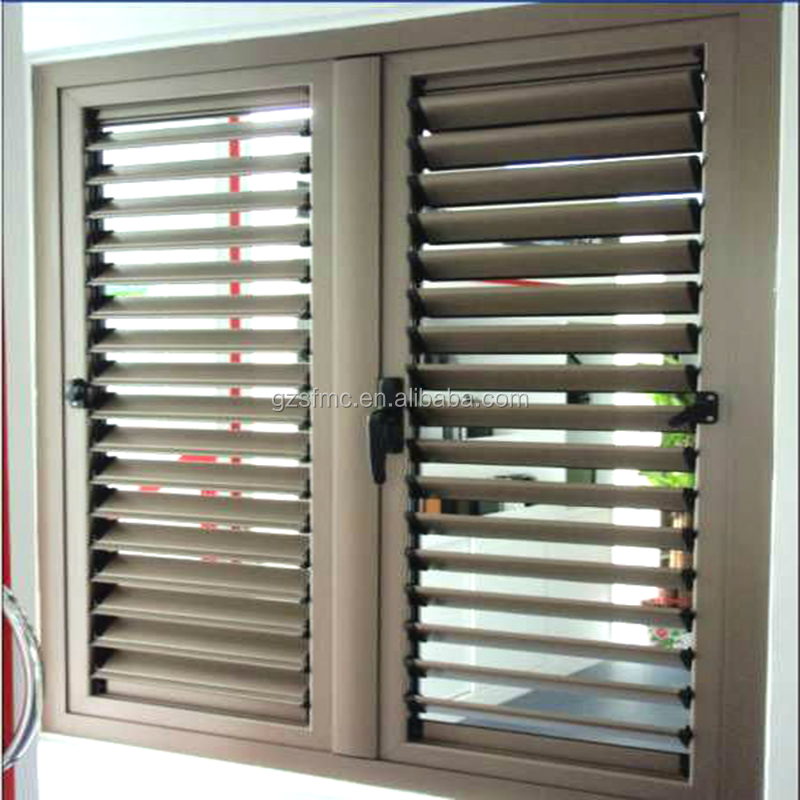Aluminum Window Shutter