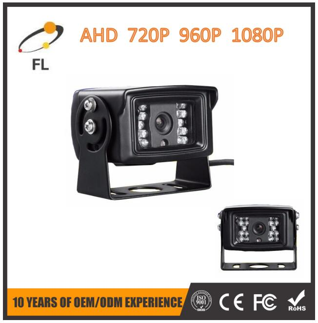 2 MP Waterproof wireless rearview camera system With Long-term Technical Support