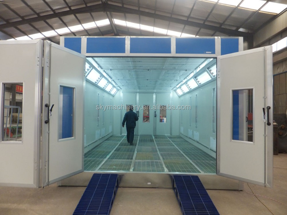 Hot sales industrial painting booth/cabinet spray booth