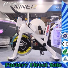 Gold Supplier virtual reality 3d exercising virtual treadmill vr bicycle with virtual reality glasses