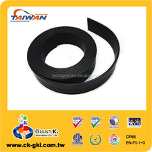 High quality standard strong rubber flexible magnetic strip