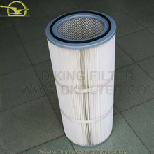 High Performance Polyester Dust Collector Wholesale Air Filter manufacturer