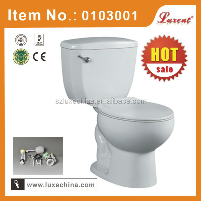 China manufacturer cera sanitary ware prison toilet