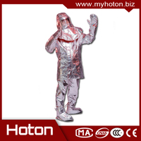 New design aluminized approach suit made in China