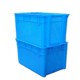 50kgs Nestable and Stackable Plastic Fruit Boxes for Packaging and Storage
