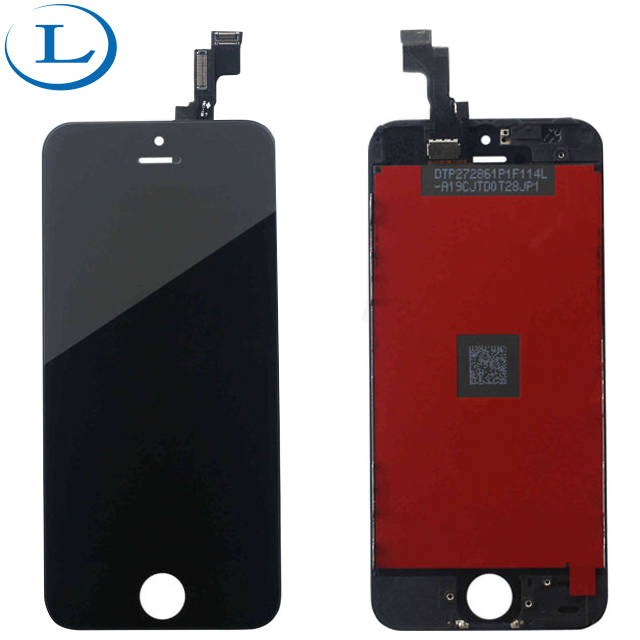 for mobile phone accessories iphone 5s lcd refurbish service for iphone China factory supplier AAA quality lcd