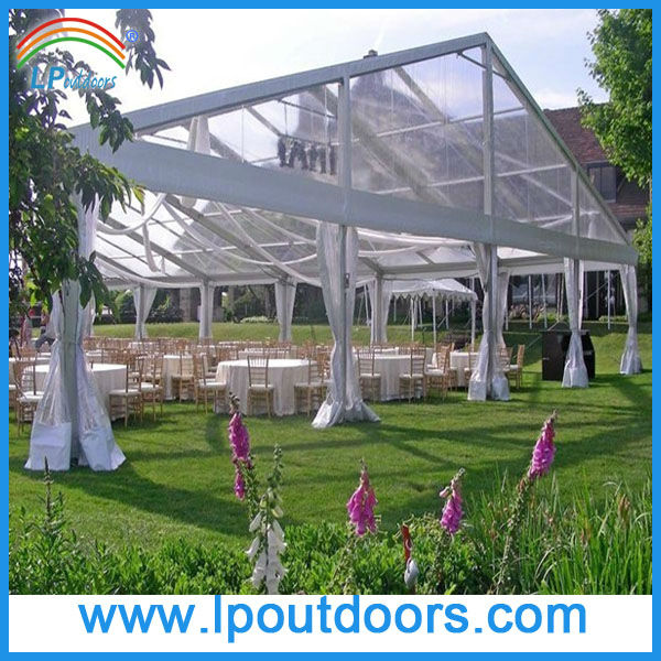 2013 new style wedding tent clear roof marquee