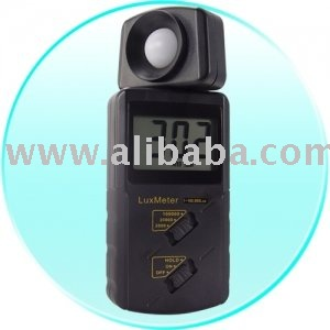 Digital Light Meter - LuxMeter X100