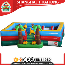 Lovely inflatable bouncer jumping castle for kids