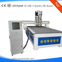 cnc wood carving machine hot stone type3 software cnc router high precision 3 axis cnc router for guitar making