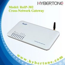 hybertone Komentar Balik / radio repeater / lintas - jaringan ROIP gatewayroip-302m ( radio over ip )