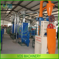 best price and high efficiency maize/corn flour making machine/corn grinding machine foe sale