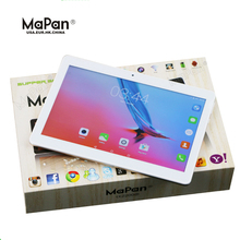 Industrial wholesale 1200 * 1920 HD Screen Advertising GPS Tablet Phone call generic tablet with 4G