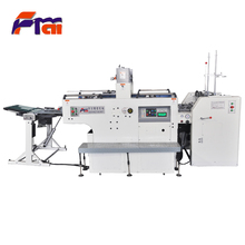 Made in Shanghai used automatic hat screen printing machine equipment
