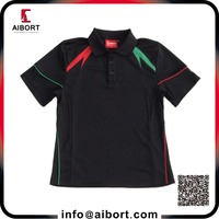 Colorful new design mens t shirt polo