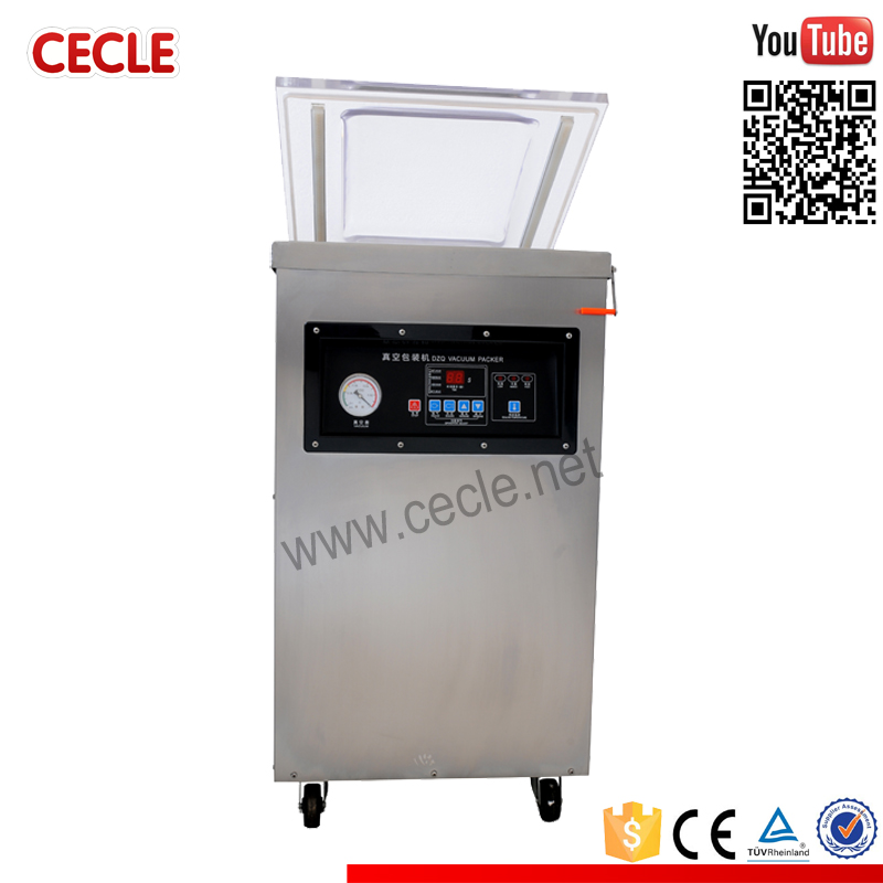 price for small automatic food vacuum packing machine