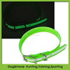 personalized dog shock collar glowing in the dark TPU