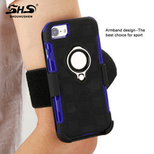 Armband design Cell Phone Case For LG Q6/Q6+/Q6 MINI With In-vehicle Function