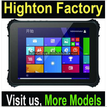 Cheapest factory 8 inch industrial grade tablet WIN/android military tablet pc with 1D/2D barcode scanner 2GB+32GB tablet pc