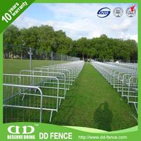 Iron Barrier / Mobile Barrier Fence