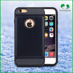 Test TPU PC 2 in 1 combo case for iphone6/6s ,full protective cover for iphone 6 plus