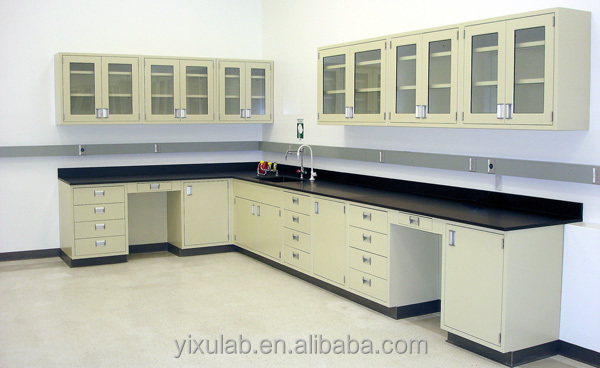 School science lab furniture laboratory table with sink