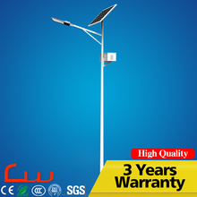 Manufacturers provide 30W 6M pole fancy solar LED street lights