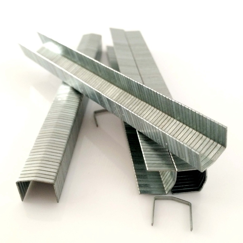 Over 20 years manufacturer experience high strongly material fastener staple steel
