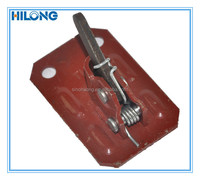 Construction materials steel formwork spring Clamp