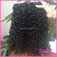 Factory Cheap Wholesale Raw Virgin Kinky curl Malaysian hair weaving