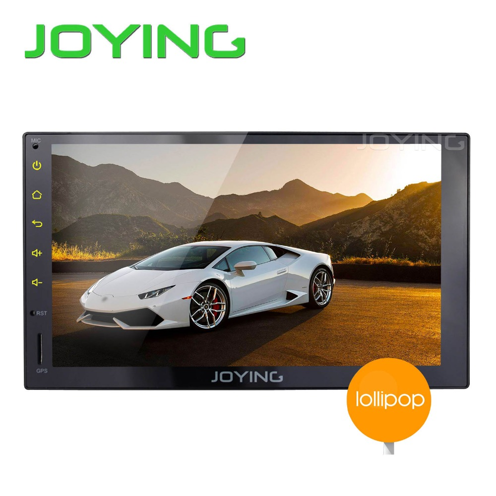 New Style Universal 7 inch Tablet PC full touch screen 2 Din Quad Core Auto Radio Android 5.1 Car Audio Stereo GPS Navigation