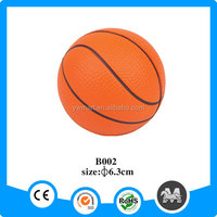 Best selling PU plastic foam basketball