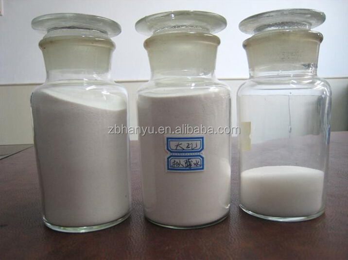 Pseudoboehmite powder for hydrogenation catalyst carrier