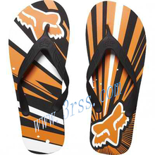 fashion imprinted flip flop slipper 2013