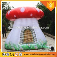 New Red Inflatable Mushroom tent Advertising Product