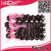 Direct factory low price remy brazilian hair weft loose wave virgin hair vendors paypal accept