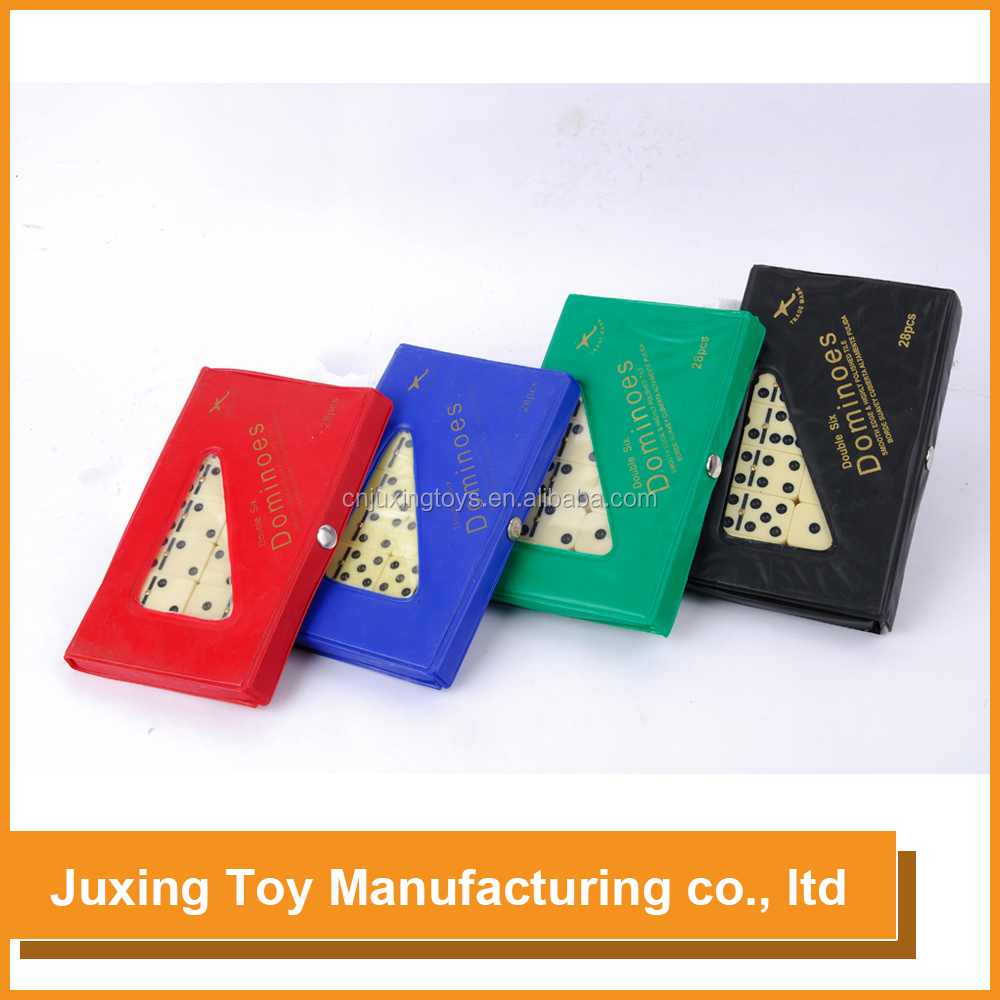 Hot Products Wholesale dominoes custom with pvc box
