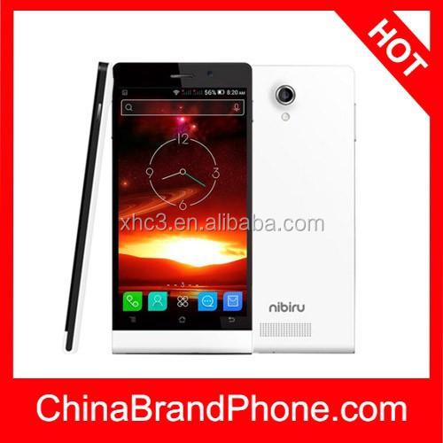 Original K-touch Nibiru H1 16GB White, 5.0 inch Android 4.2 IPS 1920x1080 Pixels Capacitive Screen Smart Phone